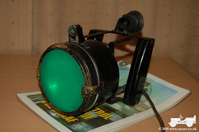 Air Ministry 5a 2334 Aldis Lamp